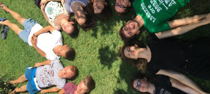 Bendrijos PAGAVA savanoriai dalyvavo tarptautiniame Eramus+ jaunimo mainų projekte