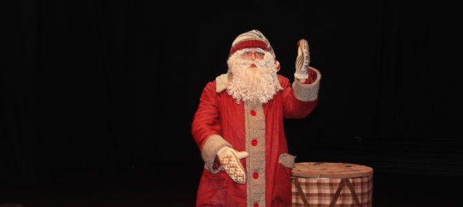 Kalėdinė šventė kurtiesiems ir neprigirdintiems vaikams bei jų šeimoms