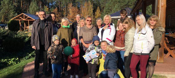Mokomasis sveikatingumo renginys šeimoms, auginančioms kurčius ir neprigirdinčius vaikus