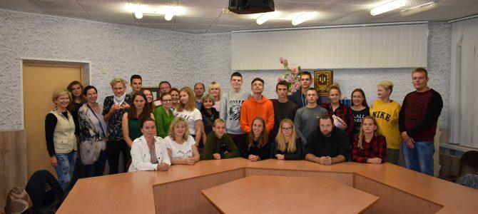 Tarptautinis motyvacinis seminaras Baltarusijoje