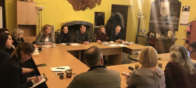 Apskritojo stalo susitikimas dėl klausos aparatų kompensavimo tvarkos