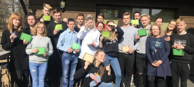 Jaunimo verslumo mokymai
