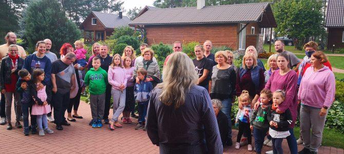 Bendrijos PAGAVA veikloje aktyviai gelbsti vyresnio amžiaus savanoriai