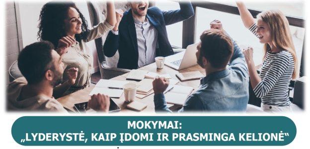 KVIEČIAME Į MOKYMUS!