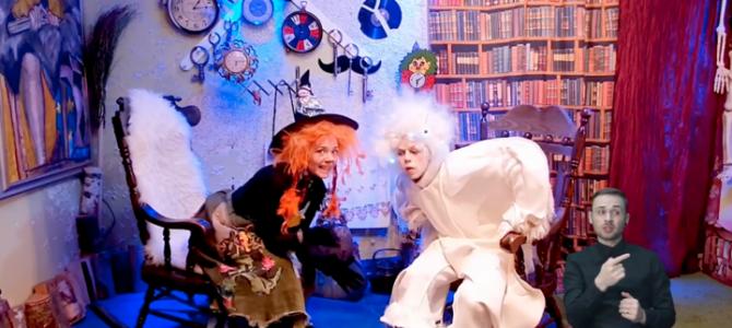Spektakliai vaikams su vertimu į gestų kalbą – galimybė kurtiesiems pažinti teatro pasaulį