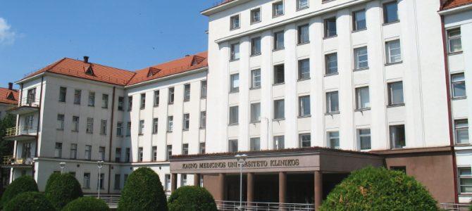 Susitikimas su Kauno akademinių Klinikų medikais